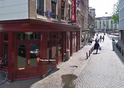 Pianobar Maxim – Amsterdam
