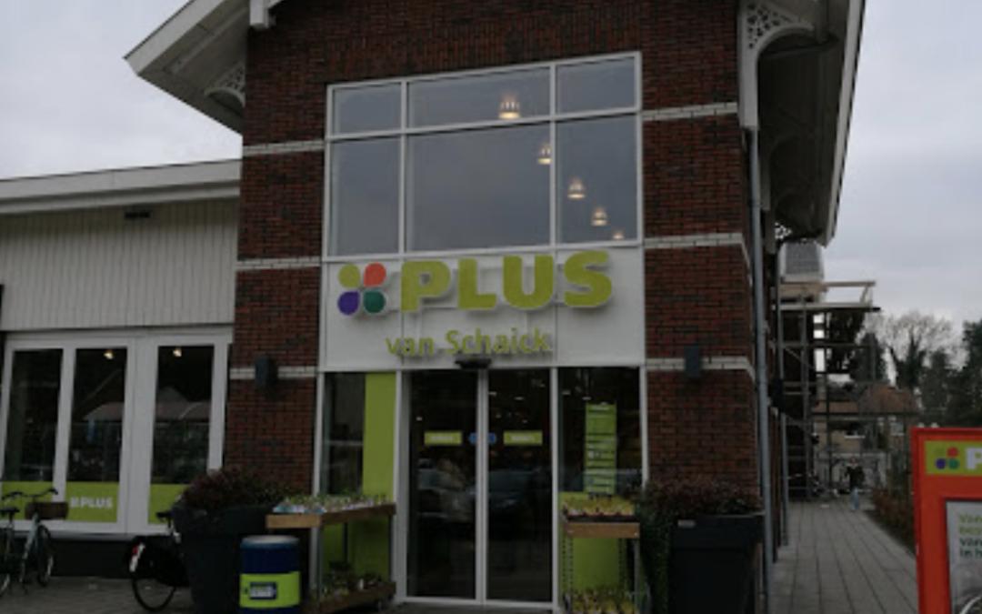 Plus Supermarkt in Maarn
